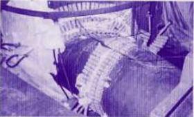 フィンガーエレメントヒーターによる溶体化処理