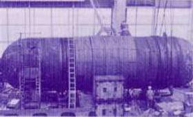 4バンクヒーターによるバルクヘッド法