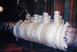 ハーツヒーターによる高周波誘導加熱法