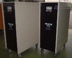 高周波誘導加熱電源装置(80㎾)