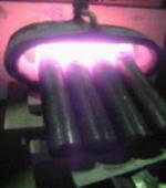 ボルト鍛造加熱用3